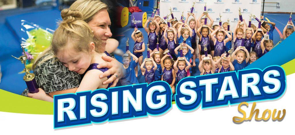 Rising Stars Show 2019 Pioneer Gymnastics